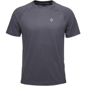 Black Diamond Pulse Shortsleeve Shirt Men grey